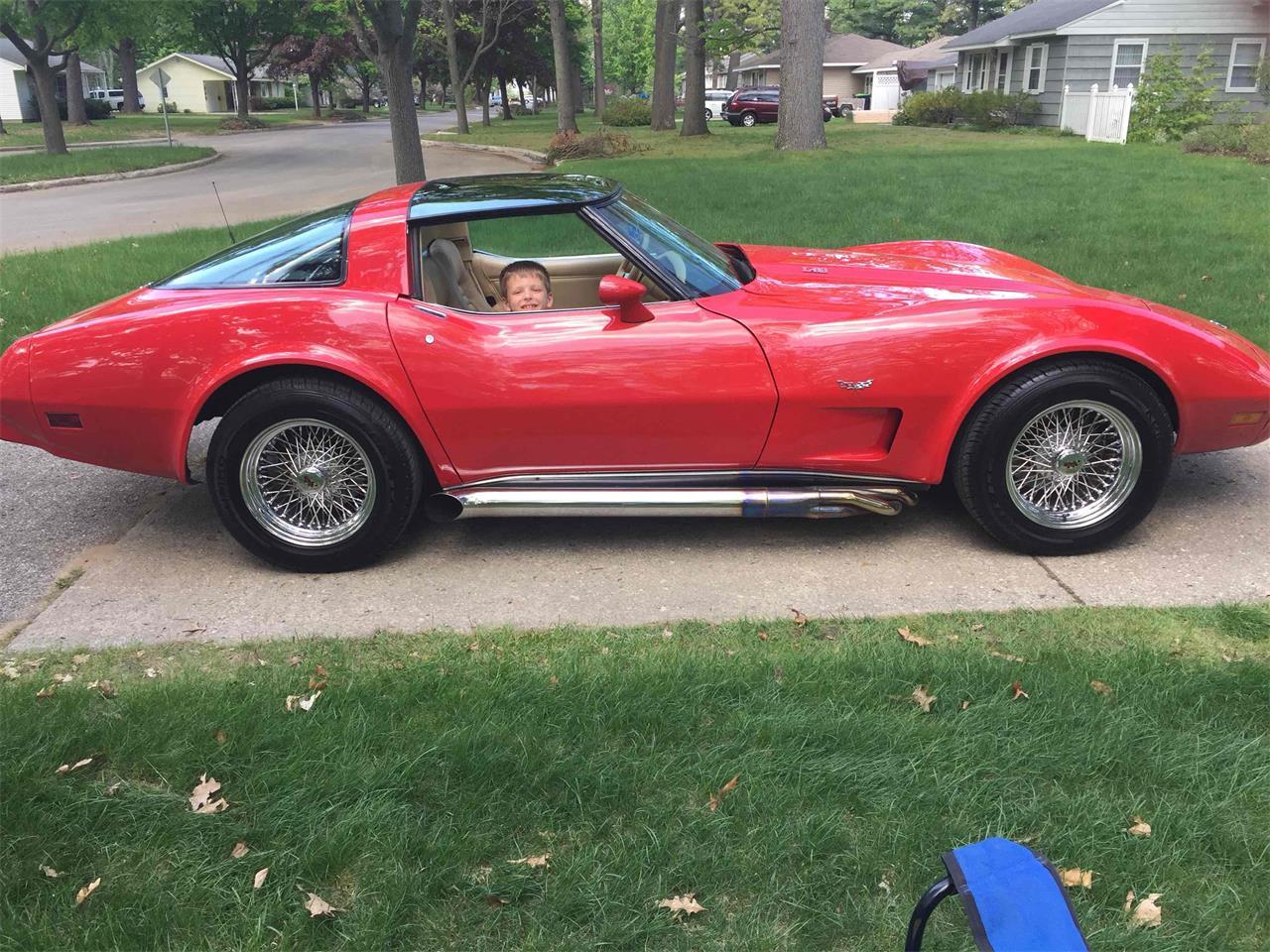 Large Picture of '79 Corvette - QPY4