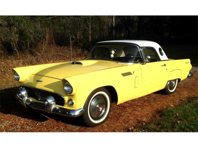 Picture of '56 Thunderbird - QPYX