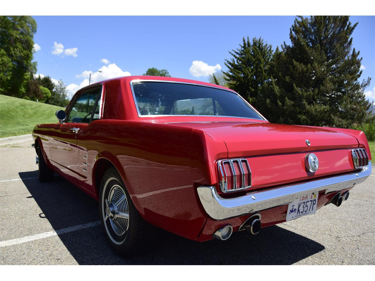 Large Picture of Classic '66 Mustang Offered by a Private Seller - QPZ1