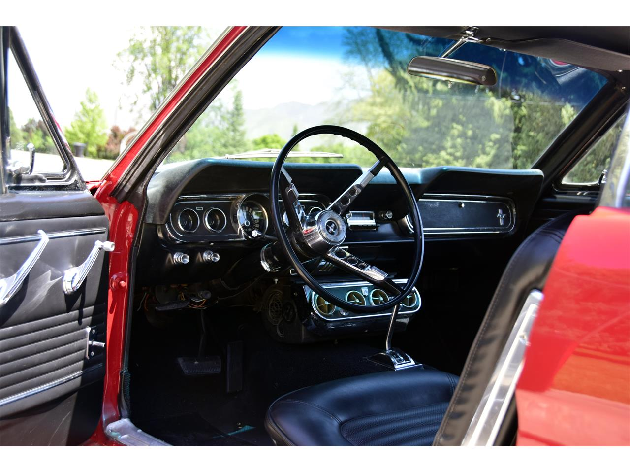 Large Picture of Classic '66 Ford Mustang - $23,900.00 - QPZ1