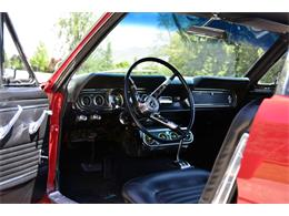 Picture of Classic 1966 Ford Mustang located in Salt Lake City Utah Offered by a Private Seller - QPZ1