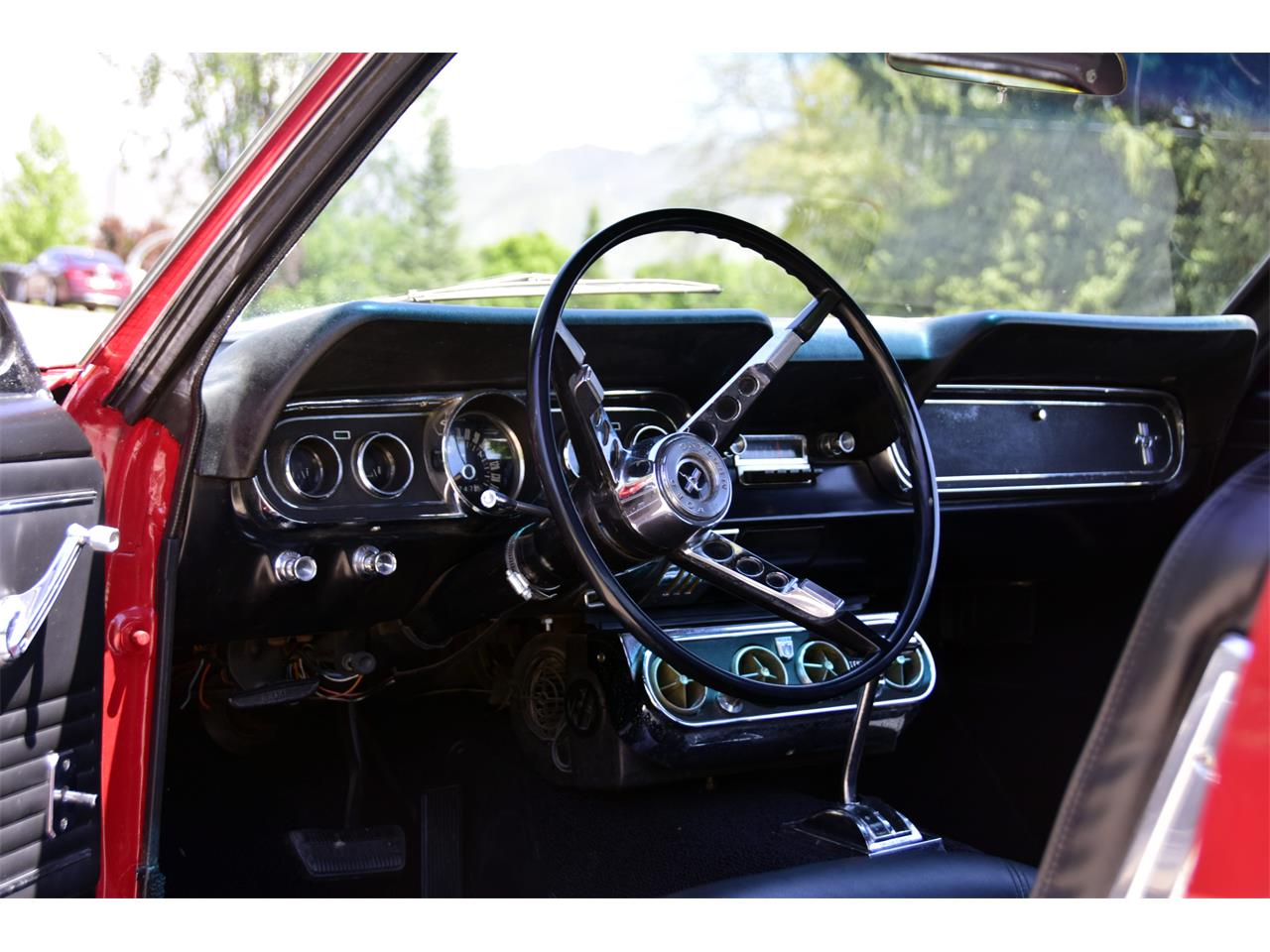 Large Picture of Classic '66 Mustang - QPZ1