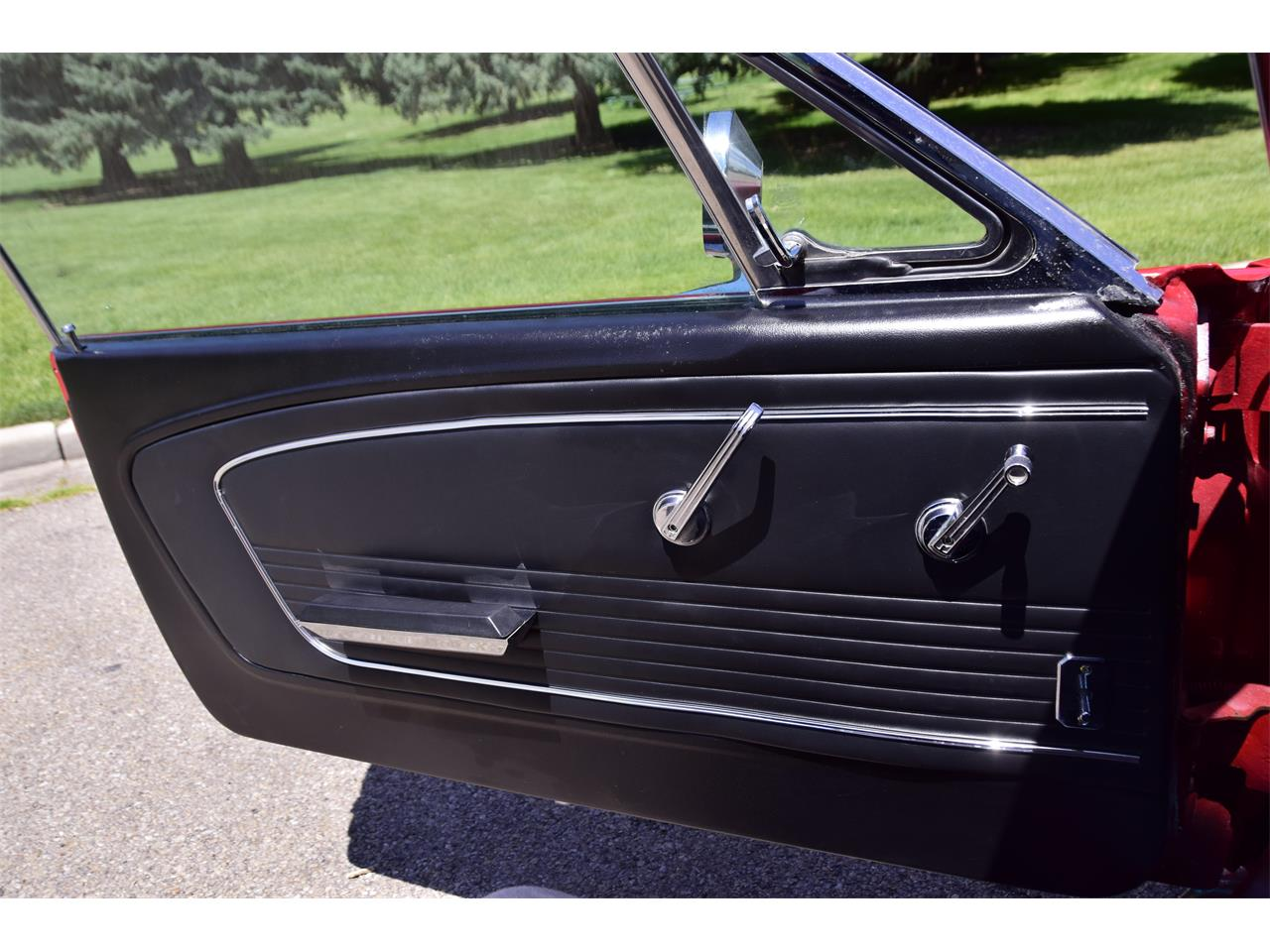 Large Picture of Classic '66 Mustang located in Utah Offered by a Private Seller - QPZ1