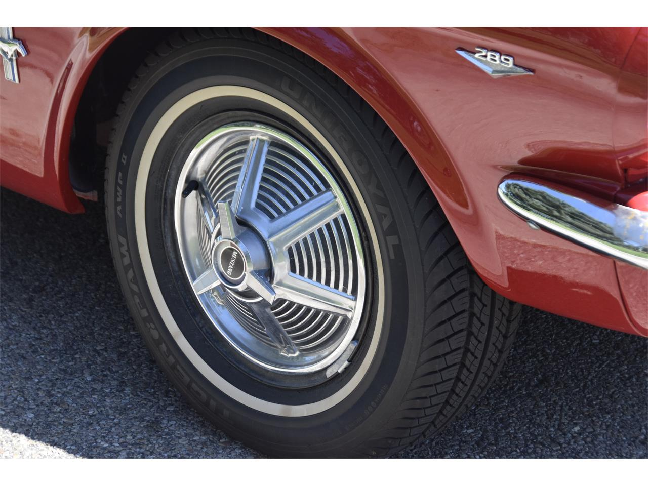 Large Picture of '66 Mustang Offered by a Private Seller - QPZ1