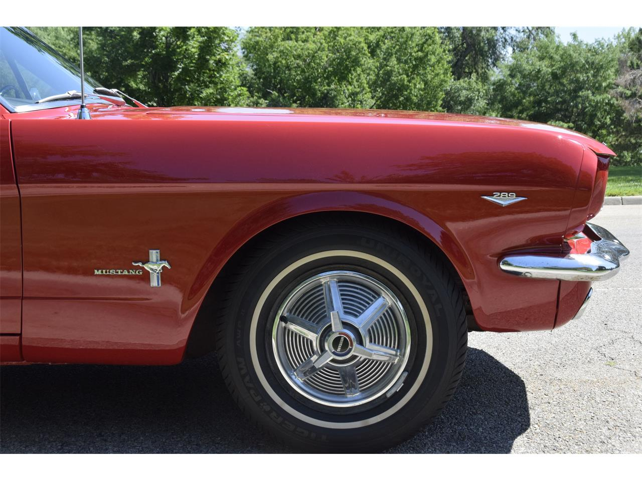 Large Picture of '66 Ford Mustang - $23,900.00 - QPZ1