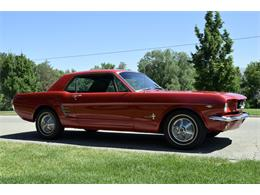Picture of Classic 1966 Ford Mustang located in Utah - QPZ1