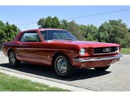 Picture of Classic '66 Mustang located in Salt Lake City Utah - $23,900.00 Offered by a Private Seller - QPZ1
