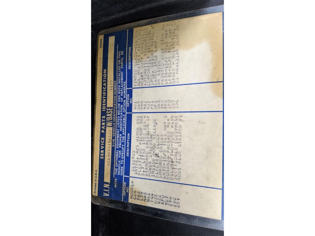 Large Picture of '79 C10 - QPZ2
