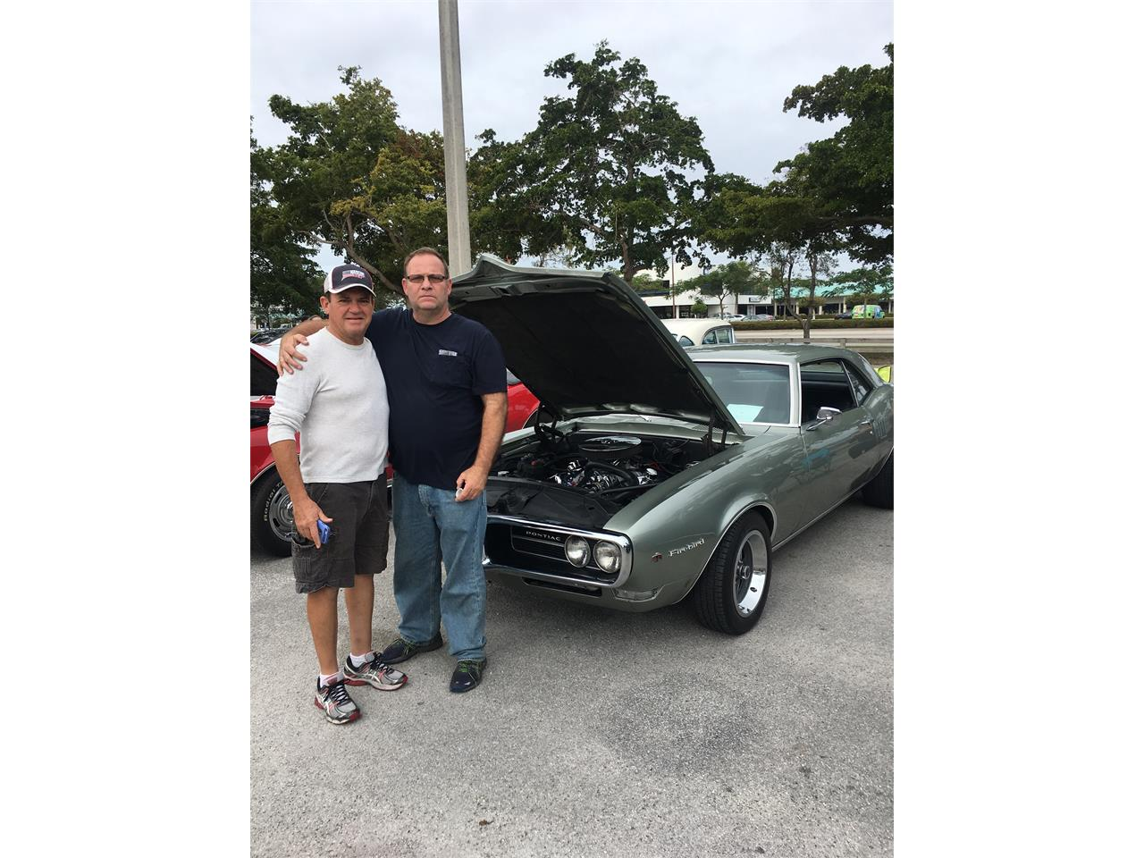 Large Picture of Classic '68 Firebird located in Miami Lakes  Florida - $27,000.00 Offered by a Private Seller - QPZ5