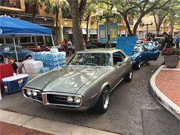 Picture of Classic 1968 Pontiac Firebird located in Miami Lakes  Florida - $27,000.00 Offered by a Private Seller - QPZ5