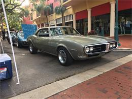 Picture of Classic '68 Pontiac Firebird located in Miami Lakes  Florida Offered by a Private Seller - QPZ5