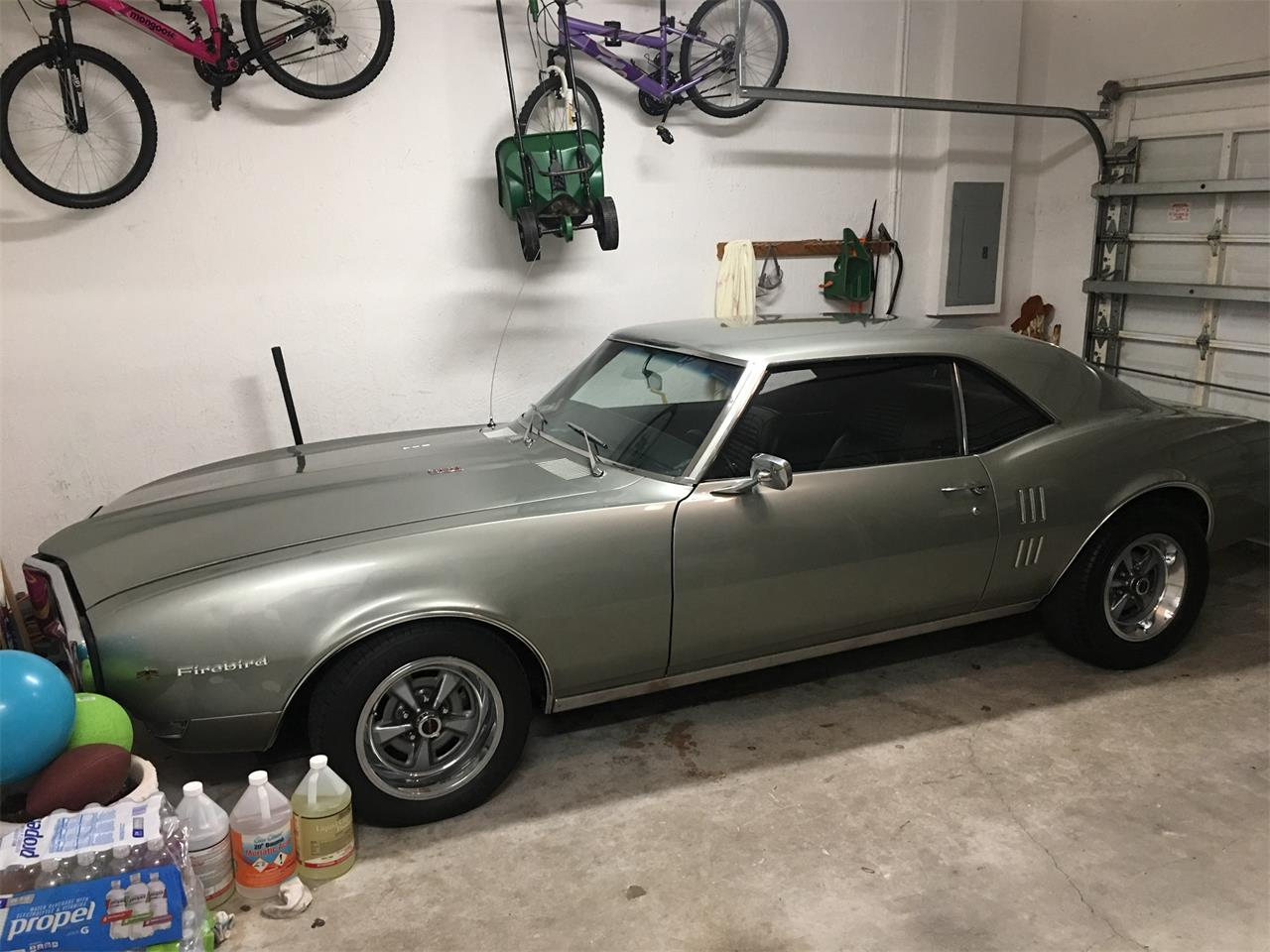 Large Picture of 1968 Pontiac Firebird located in Florida - QPZ5