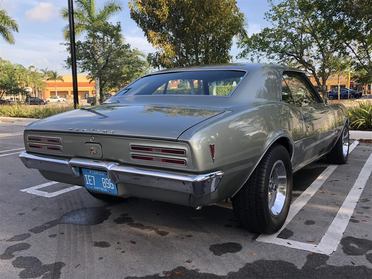 Large Picture of 1968 Firebird located in Florida Offered by a Private Seller - QPZ5