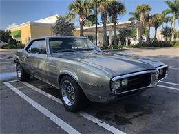 Picture of Classic 1968 Firebird located in Miami Lakes  Florida - $27,000.00 Offered by a Private Seller - QPZ5