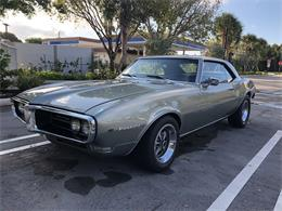 Picture of 1968 Firebird located in Florida - $27,000.00 - QPZ5