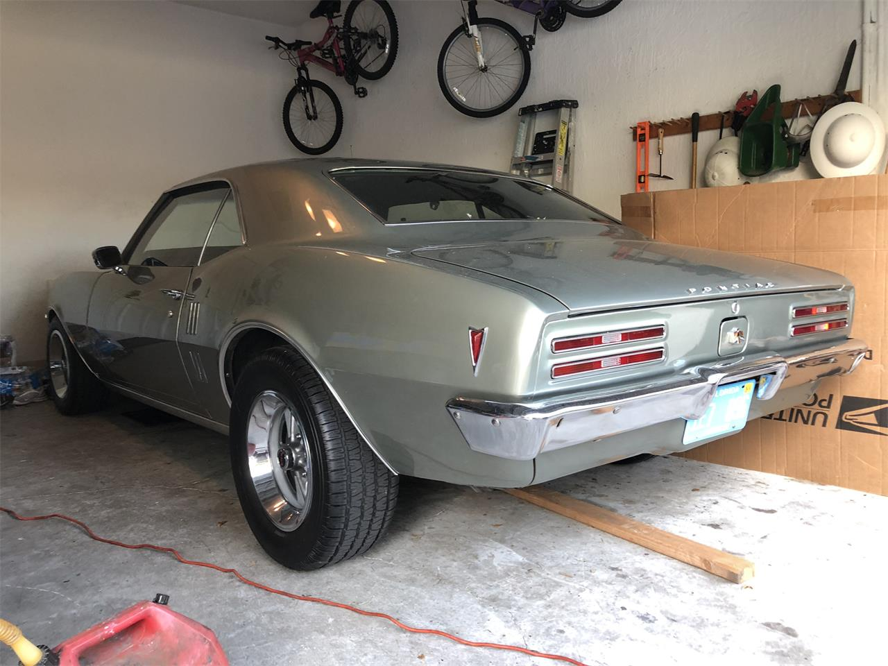 Large Picture of 1968 Firebird Offered by a Private Seller - QPZ5