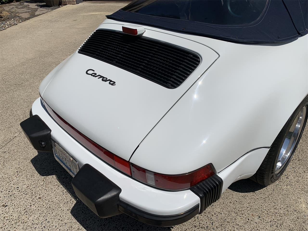 Large Picture of '89 911 Carrera - QPZ8