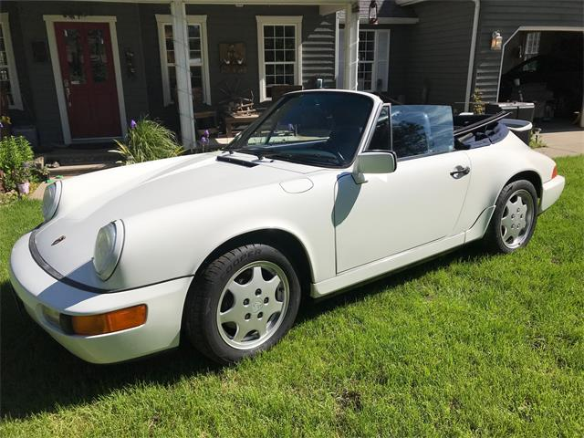 Picture of '91 Porsche 964 Carrera 2 Cabriolet located in Cheney Washington Offered by a Private Seller - QPZC