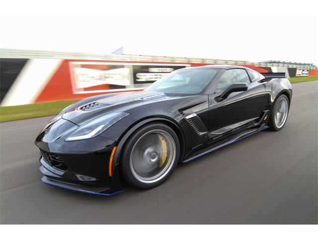Picture of '16 Chevrolet Corvette Z06 Auction Vehicle Offered by  - QLB5