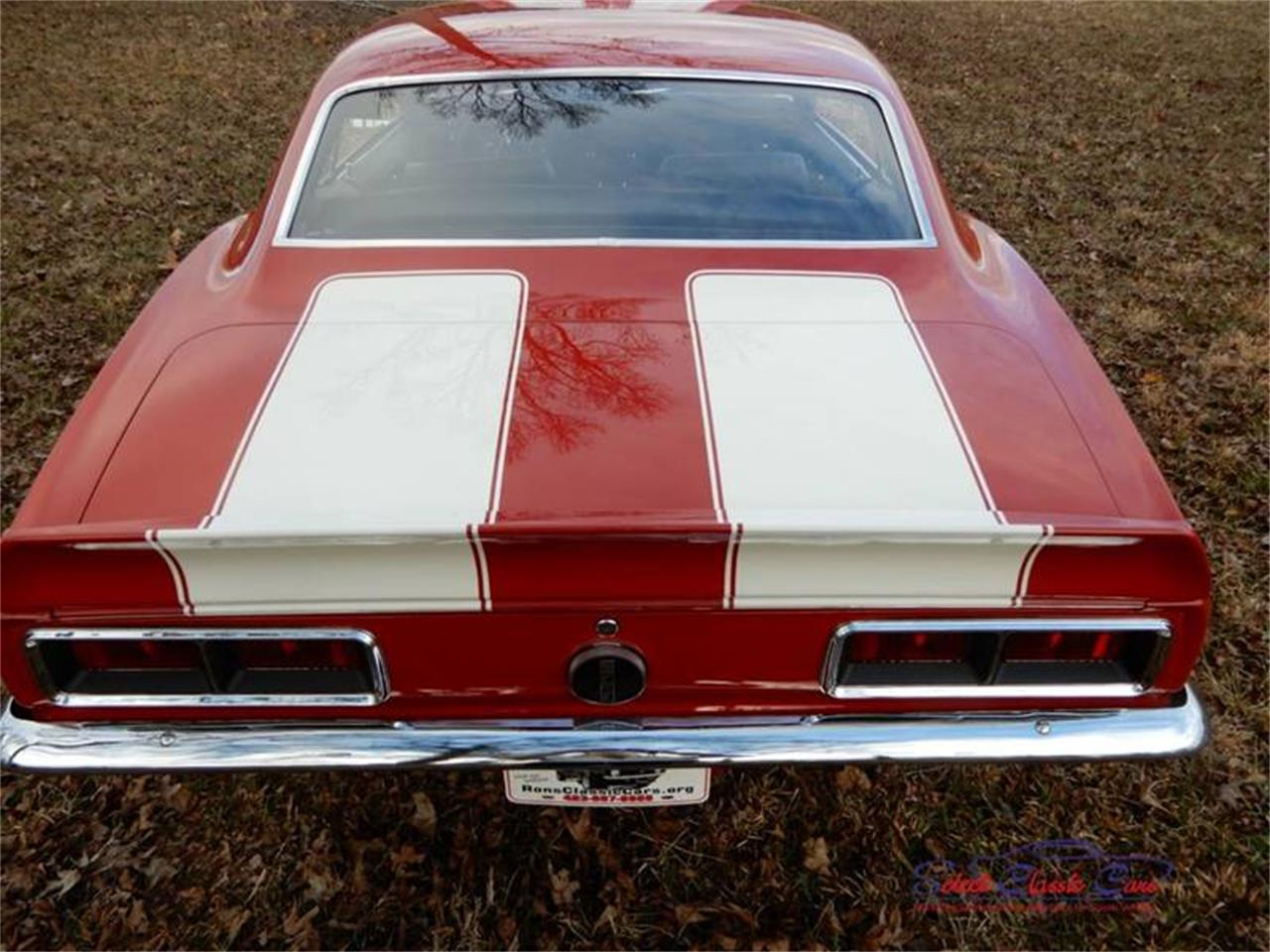 Large Picture of Classic 1968 Chevrolet Camaro located in Hiram Georgia Offered by Select Classic Cars - QQ04