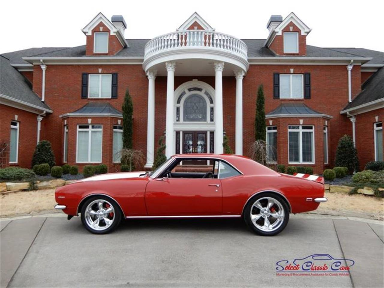 Large Picture of Classic 1968 Chevrolet Camaro located in Georgia Offered by Select Classic Cars - QQ04