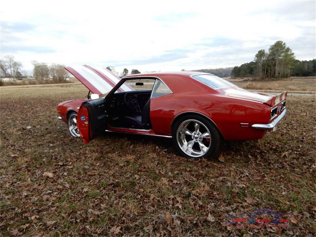 Large Picture of '68 Chevrolet Camaro located in Hiram Georgia - $69,500.00 Offered by Select Classic Cars - QQ04