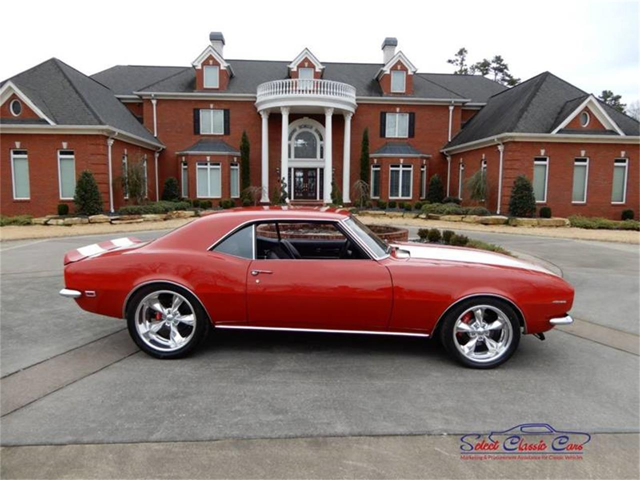 Large Picture of Classic '68 Camaro - $69,500.00 Offered by Select Classic Cars - QQ04
