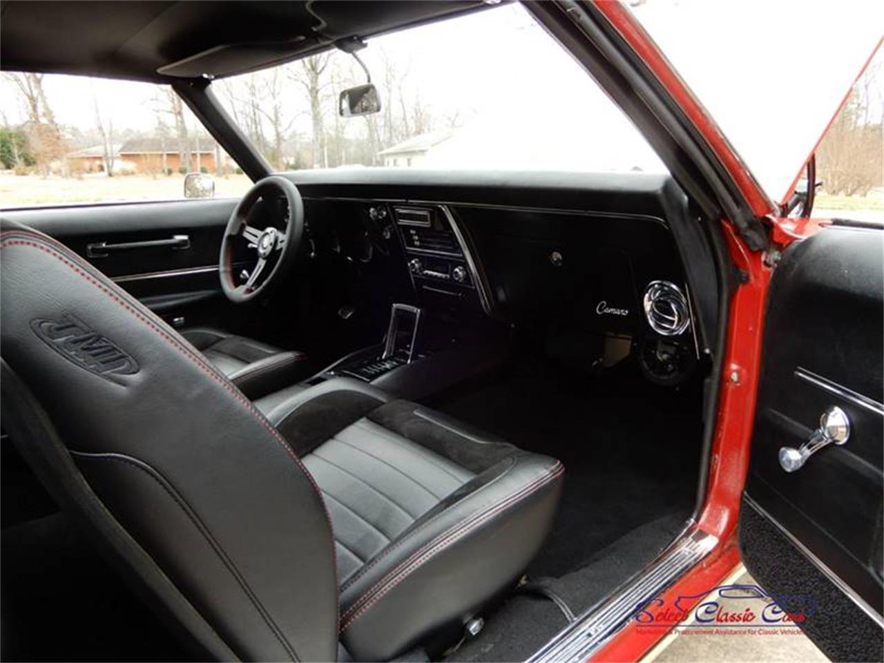 Large Picture of Classic 1968 Chevrolet Camaro Offered by Select Classic Cars - QQ04