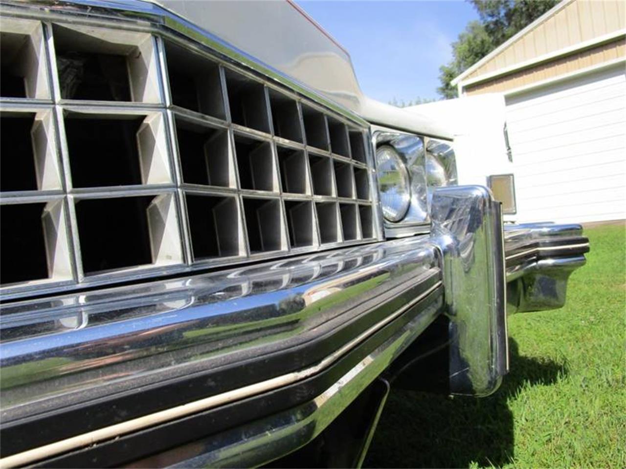 Large Picture of '73 Eldorado - QQ0D