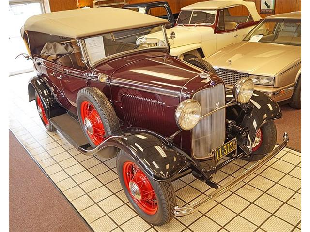 Picture of '32 Ford Deluxe located in Saratoga Springs New York - QQ0H