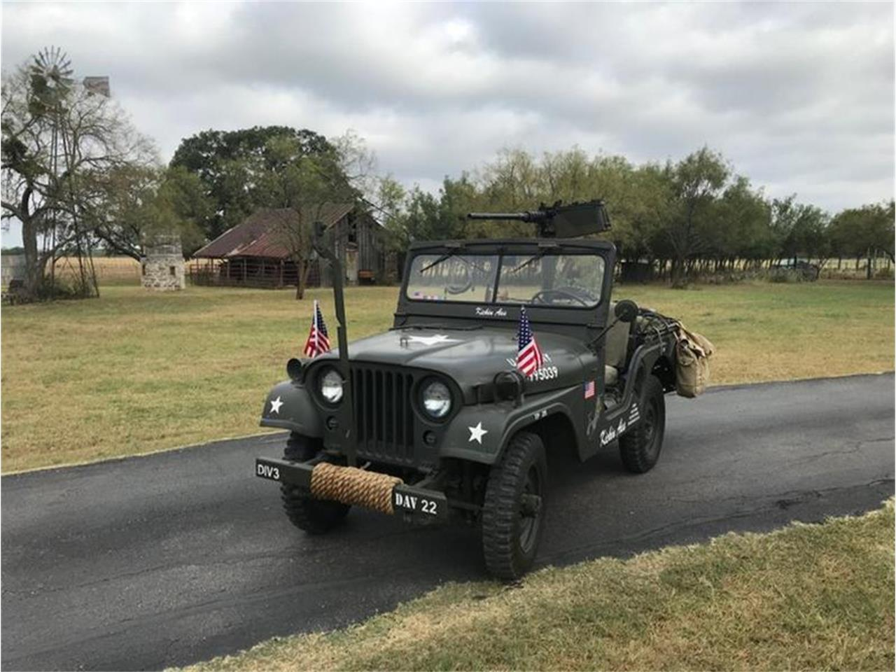 Large Picture of '52 Jeep - QQ0I