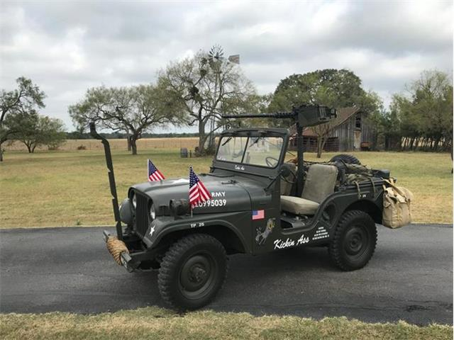 Picture of Classic '52 Willys Jeep located in Fredericksburg Texas - $21,500.00 - QQ0I
