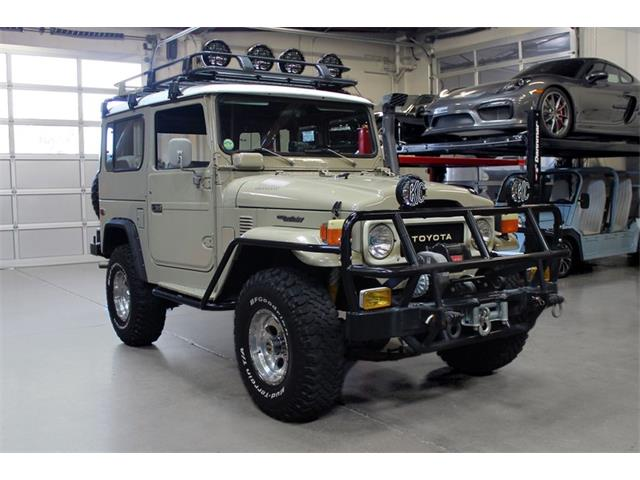 Picture of 1982 Toyota Land Cruiser FJ - $59,995.00 Offered by  - QLBC