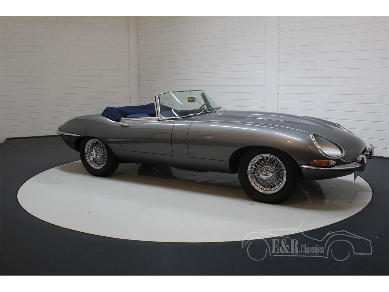 Large Picture of Classic '67 E-Type located in Waalwijk Noord-Brabant - QQ1I