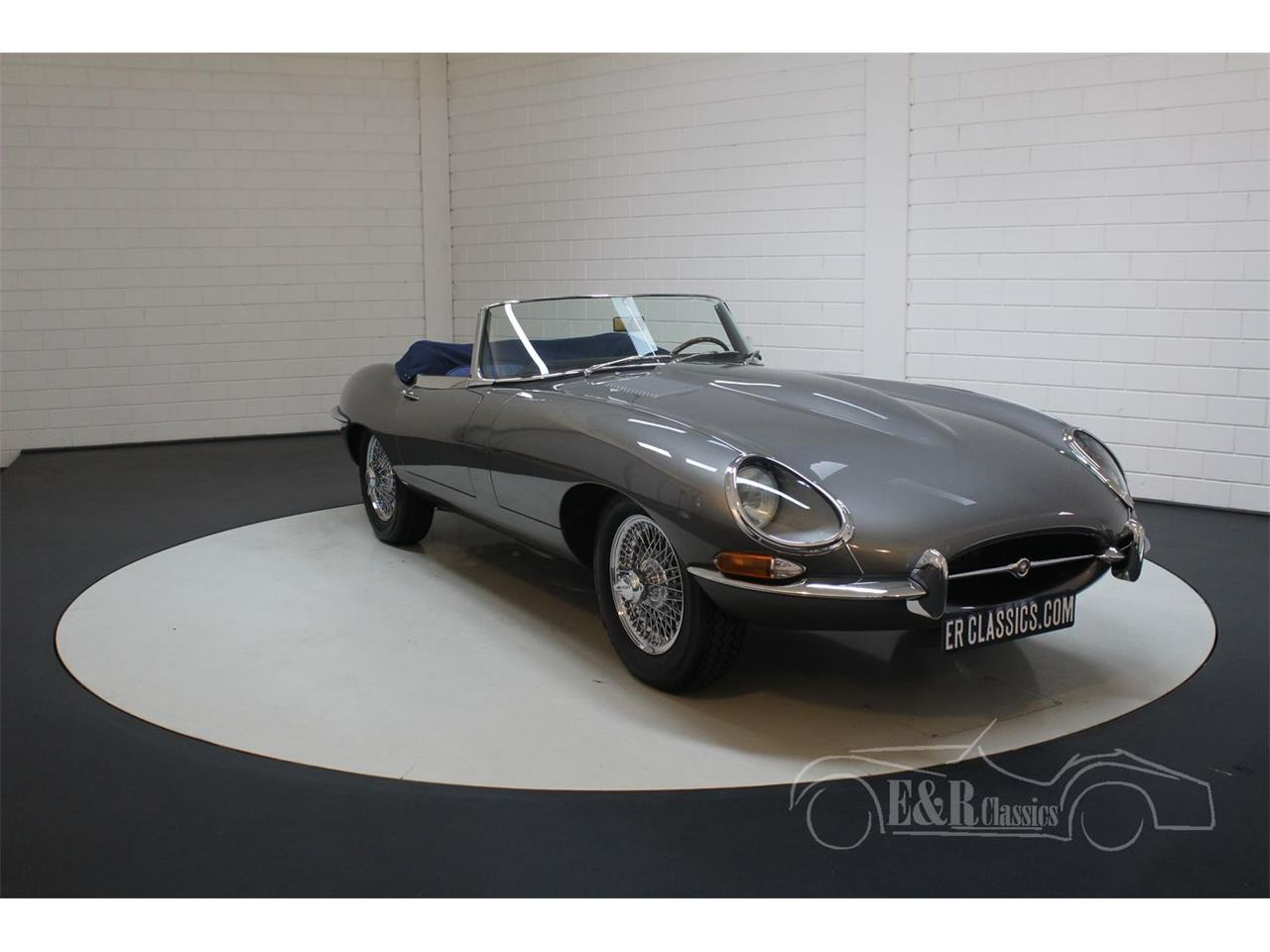 Large Picture of '67 Jaguar E-Type located in Noord-Brabant - $222,650.00 Offered by E & R Classics - QQ1I