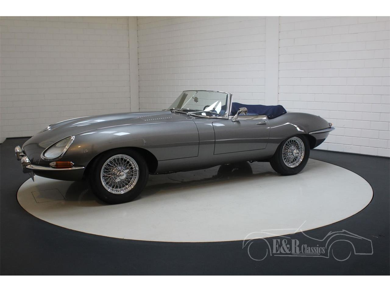 Large Picture of Classic 1967 Jaguar E-Type Offered by E & R Classics - QQ1I