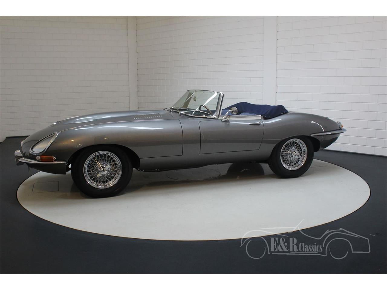 Large Picture of Classic '67 Jaguar E-Type located in Noord-Brabant - QQ1I