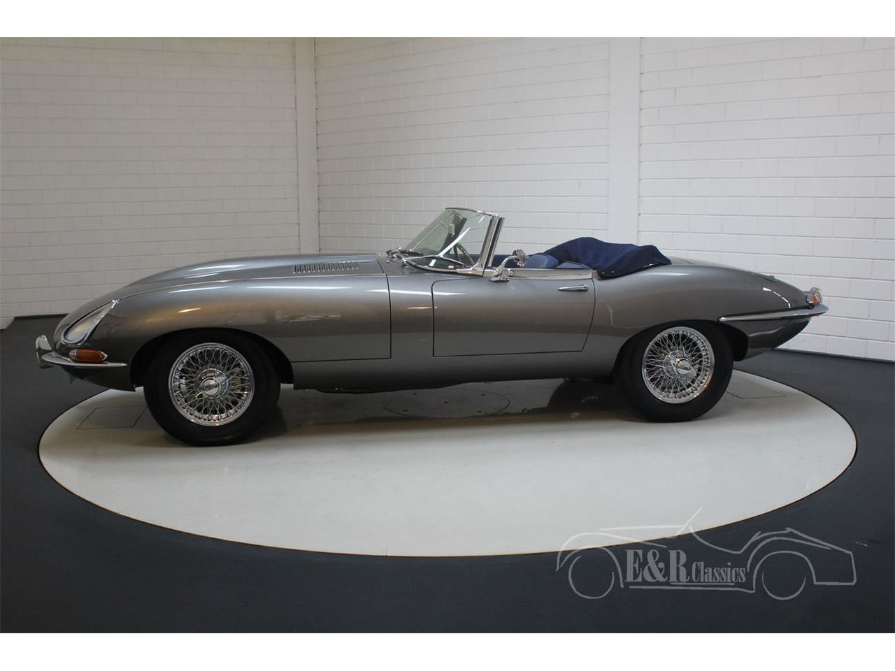 Large Picture of Classic '67 E-Type - QQ1I