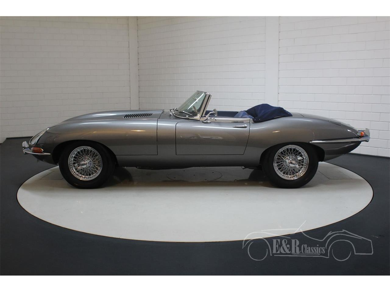 Large Picture of Classic 1967 E-Type Offered by E & R Classics - QQ1I
