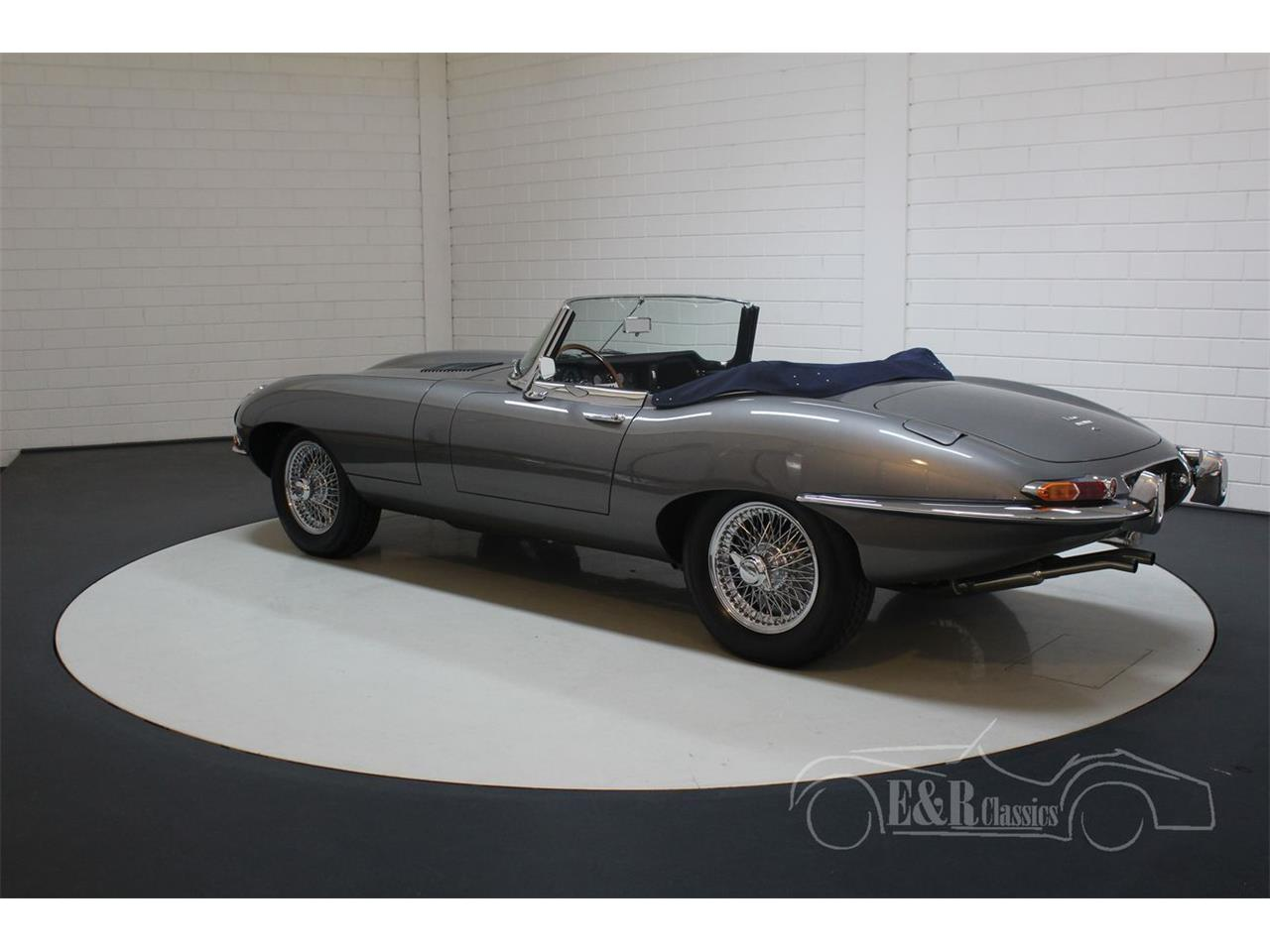 Large Picture of Classic '67 E-Type located in Noord-Brabant Offered by E & R Classics - QQ1I