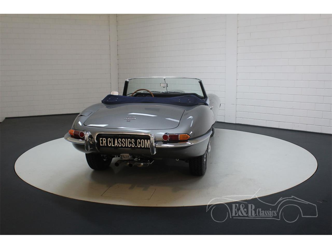 Large Picture of Classic '67 E-Type Offered by E & R Classics - QQ1I