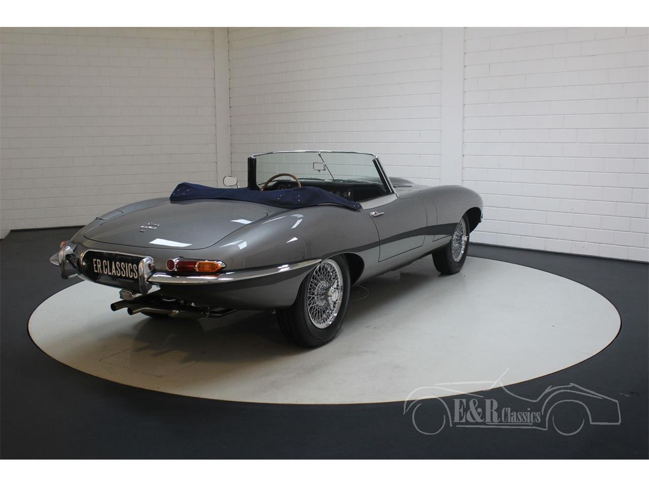 Large Picture of '67 Jaguar E-Type located in Waalwijk Noord-Brabant - $222,650.00 - QQ1I