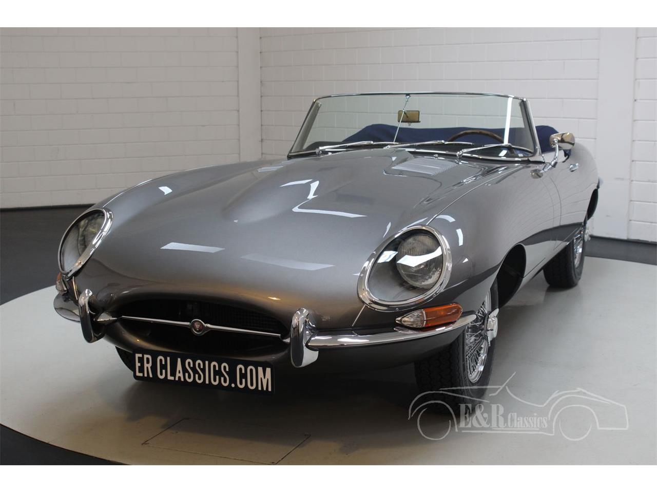 Large Picture of 1967 Jaguar E-Type - $222,650.00 Offered by E & R Classics - QQ1I