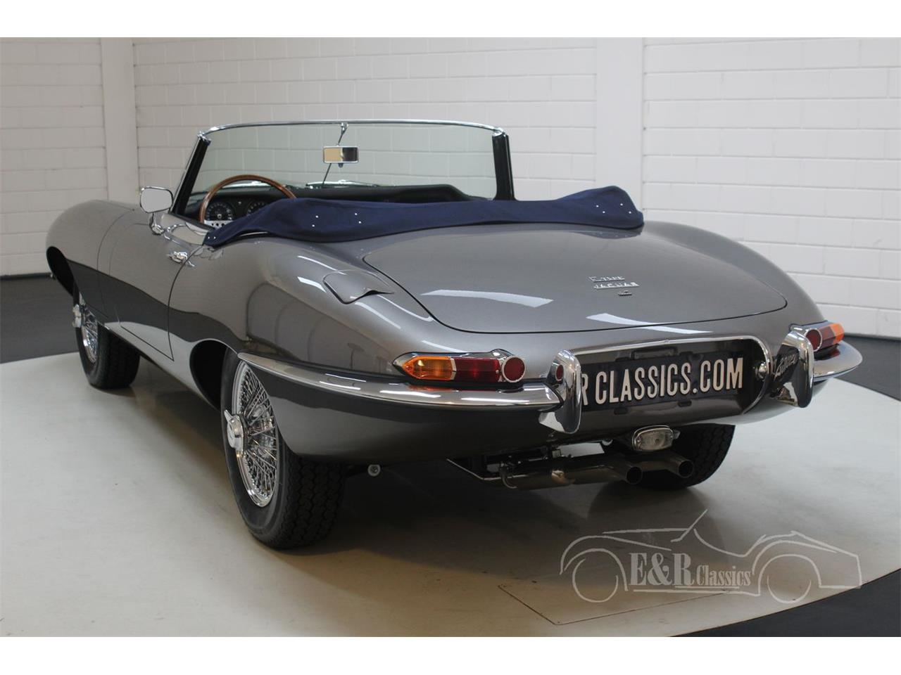 Large Picture of Classic '67 Jaguar E-Type - $222,650.00 Offered by E & R Classics - QQ1I