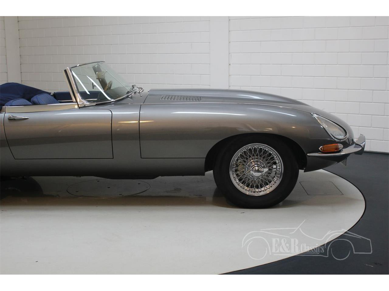 Large Picture of '67 Jaguar E-Type Offered by E & R Classics - QQ1I