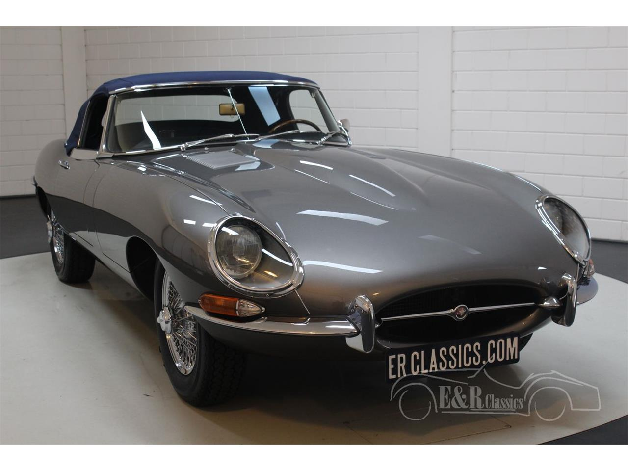 Large Picture of Classic '67 Jaguar E-Type Offered by E & R Classics - QQ1I