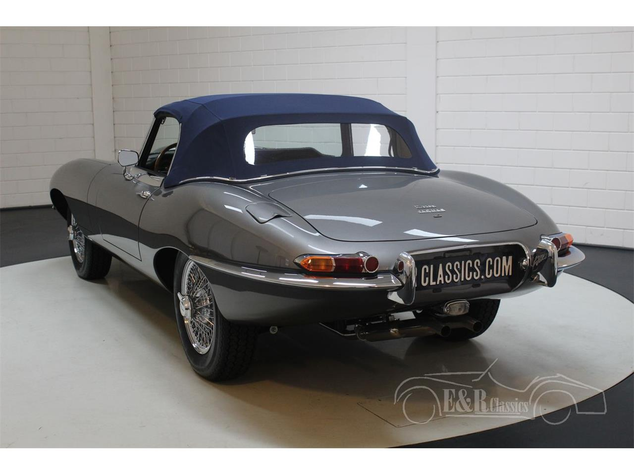 Large Picture of 1967 Jaguar E-Type located in Waalwijk Noord-Brabant - QQ1I