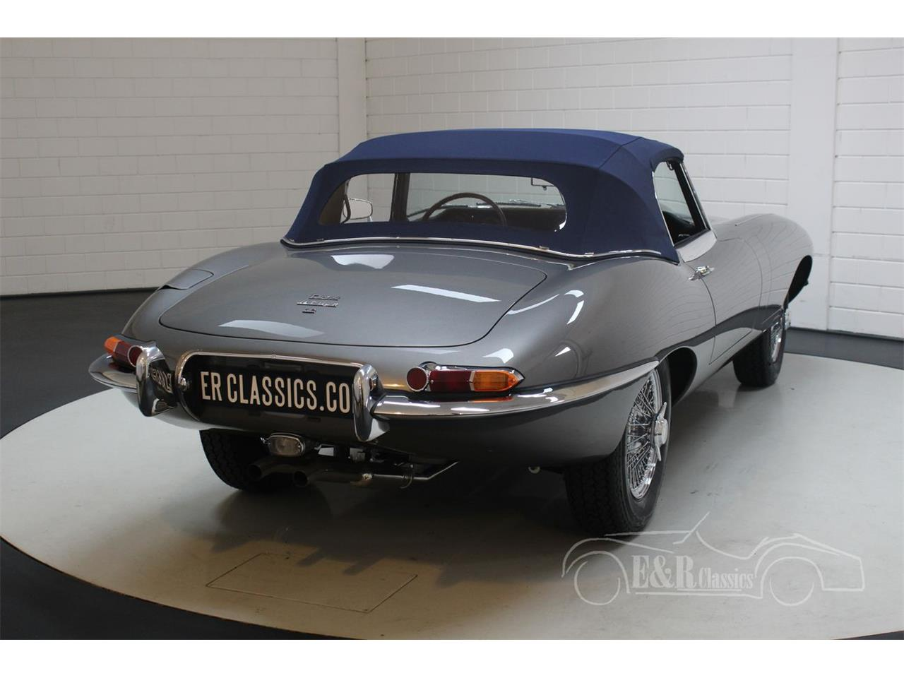 Large Picture of 1967 E-Type - QQ1I