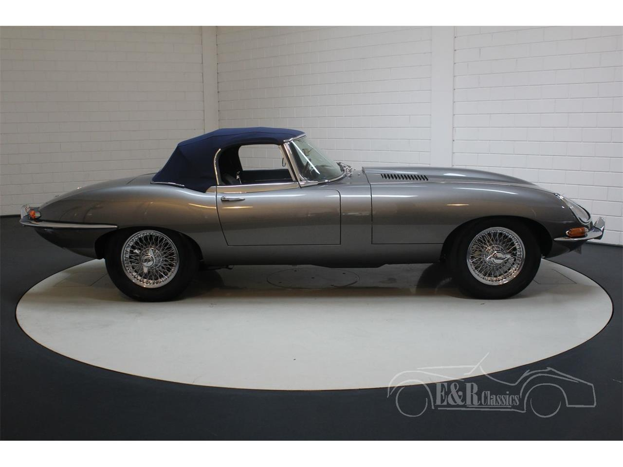Large Picture of 1967 Jaguar E-Type located in Waalwijk Noord-Brabant Offered by E & R Classics - QQ1I