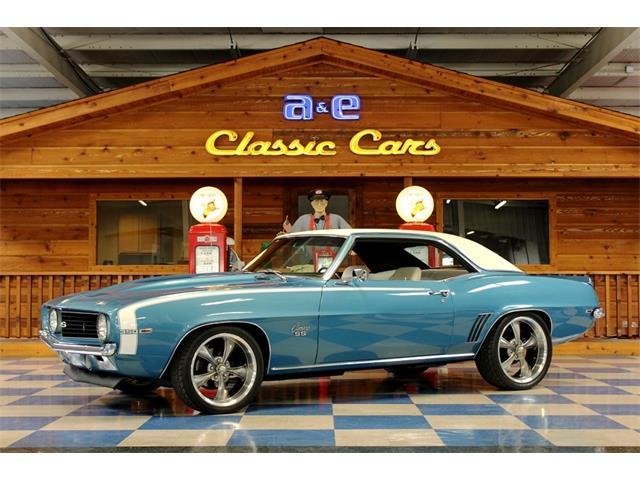 Picture of '69 Camaro - QQ1S